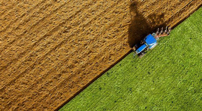 Uchovatel hodnoty: Orná půda