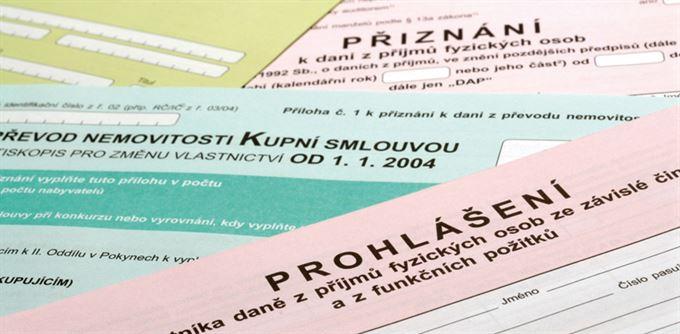 Hypotéky a daně
