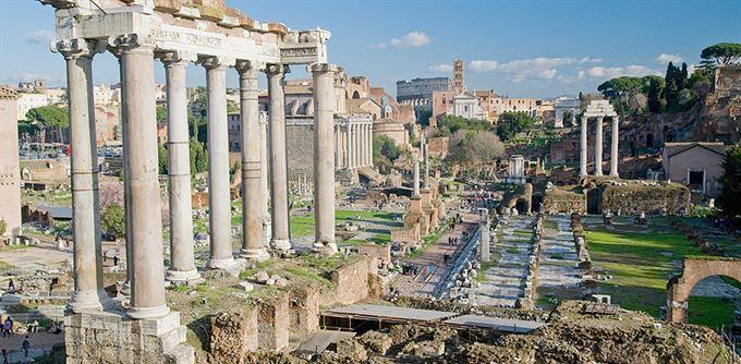 Dopadneme jako staří Římané?
