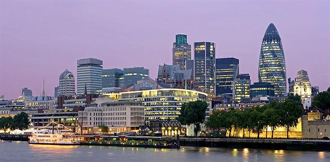 Luxusní bydlení v evropských metropolích