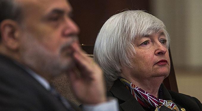 Bankéřka, která bude vládnout světu
