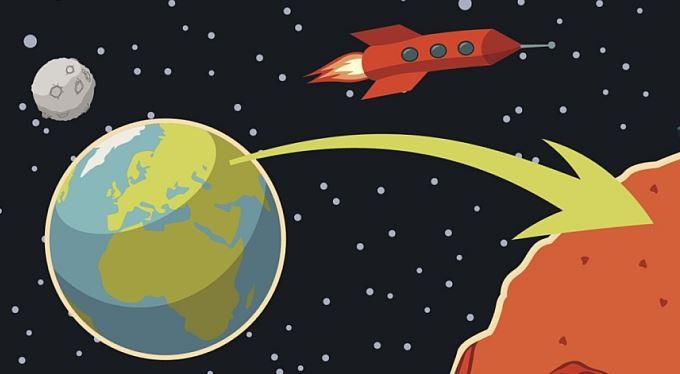 Bez ideálů (a peněz) na Mars nelez