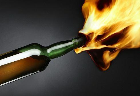 Molotovův koktejl