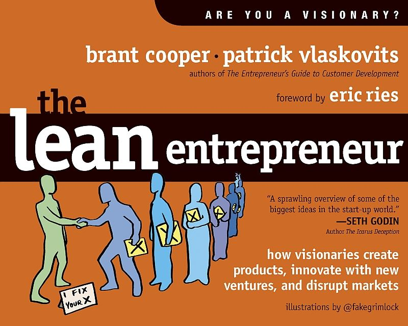 the lean enterpreneur