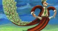 Dluhy, osobní bankrot: myslet bolí, půjčka je bezbolestná