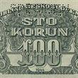 Zvolte nejkrásnější bankovku: První stovka, nejpadělanější bankovka