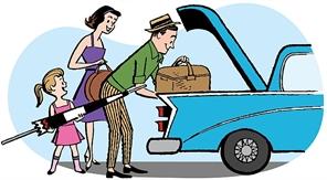 Autem na prázdniny. Přehled dálničních poplatků a pravidel