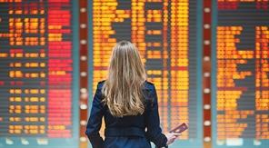 Zpožděný nebo zrušený let: Můžete na něm vydělat