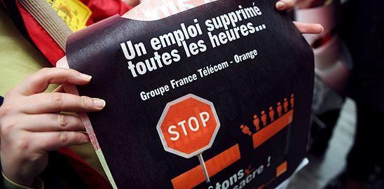 Pětadvacet zářezů pro France Télécom