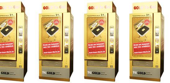 Zlato čeká v ulicích