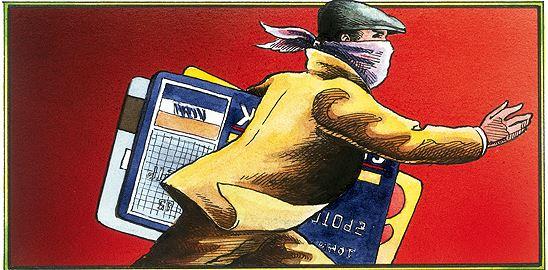 Krádež karty ve světle nového zákona