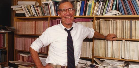 Robert Solow: Pokrok mezi pohřby