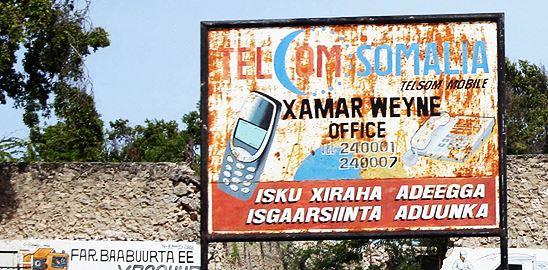 Somálsko: Mobilní platby zachraňují životy