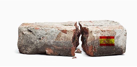"""Španělská finanční krize: """"Ztráta z cihel"""""""