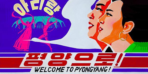 MBA, hotdog a mobil z Pchjongjangu