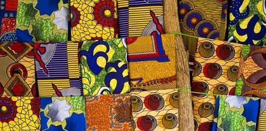 Africká nákupní horečka