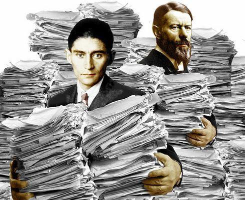Kafka internetovým podnikatelem: jak podivné regulace omezují služby