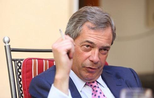 Nigel Farage: Evropská unie je monstrum. A jde ke dnu