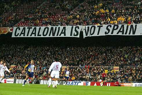 Hold Katalánsku, verze 2012