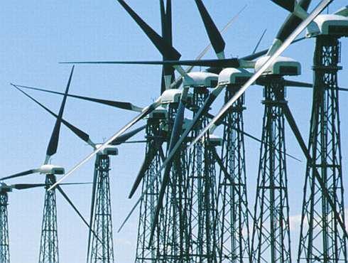 Německé větrníky můžou zničit české dráty