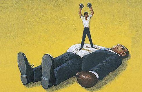 Tomáš Prouza: O bankách a lidech