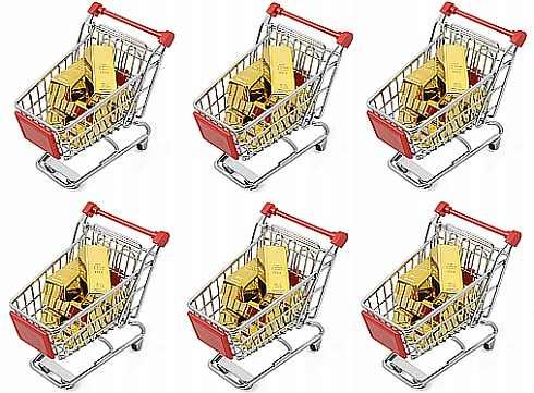 Zlato. Čas nákupů?