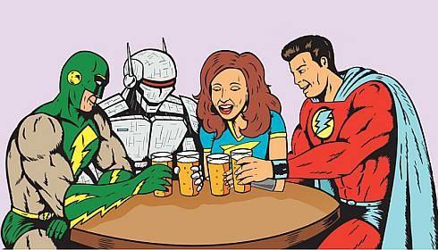 Tři důvody, proč oslavit Den piva