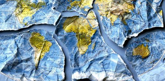 Kolapsy v přírodě a společnosti: Čtení nejen k velké vodě!