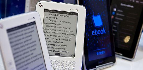 E-booky: revoluce, která pořád nepřišla
