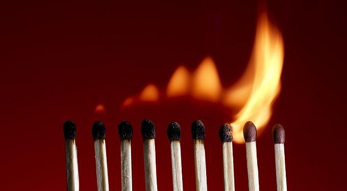 Blízký východ: Příliš ohňů mezi sudy s prachem