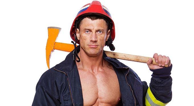 Nakládačky: Pane hasiči, kočička! Hoří!