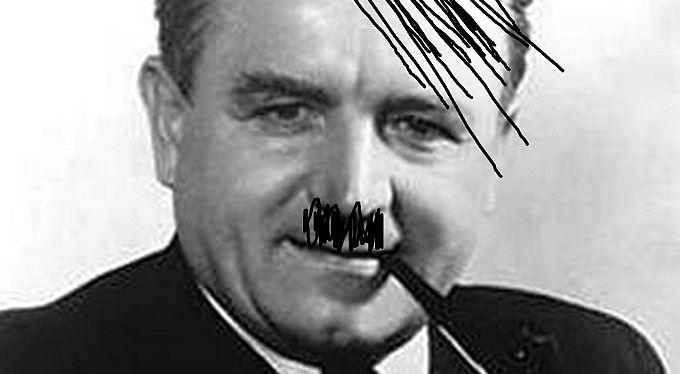 Gottwald nebo Heydrich, bába nebo sníh