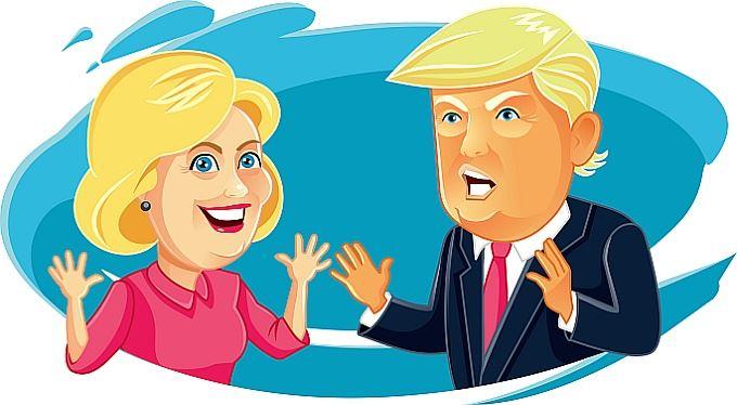 Receptář nápadů Hillary a Donalda: Jak nakopnout ekonomiku