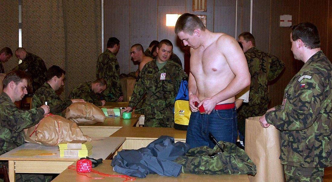 Mýty kolem základní vojenské služby