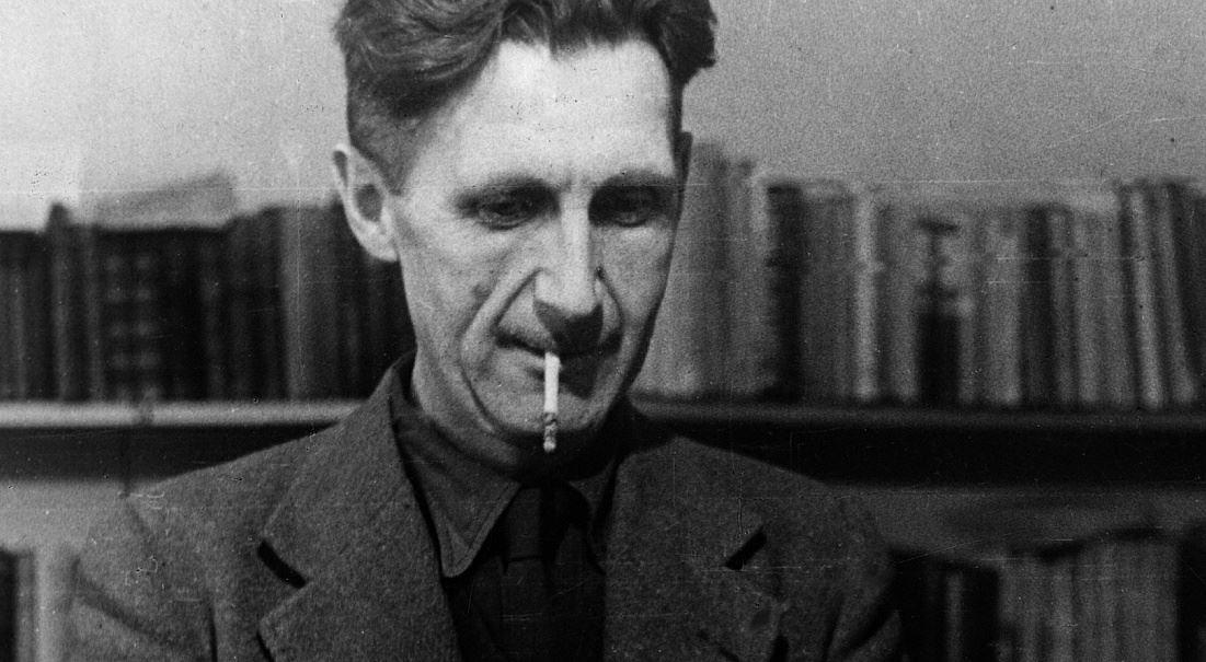 George Orwell: Když hledáte munici pro temné časy