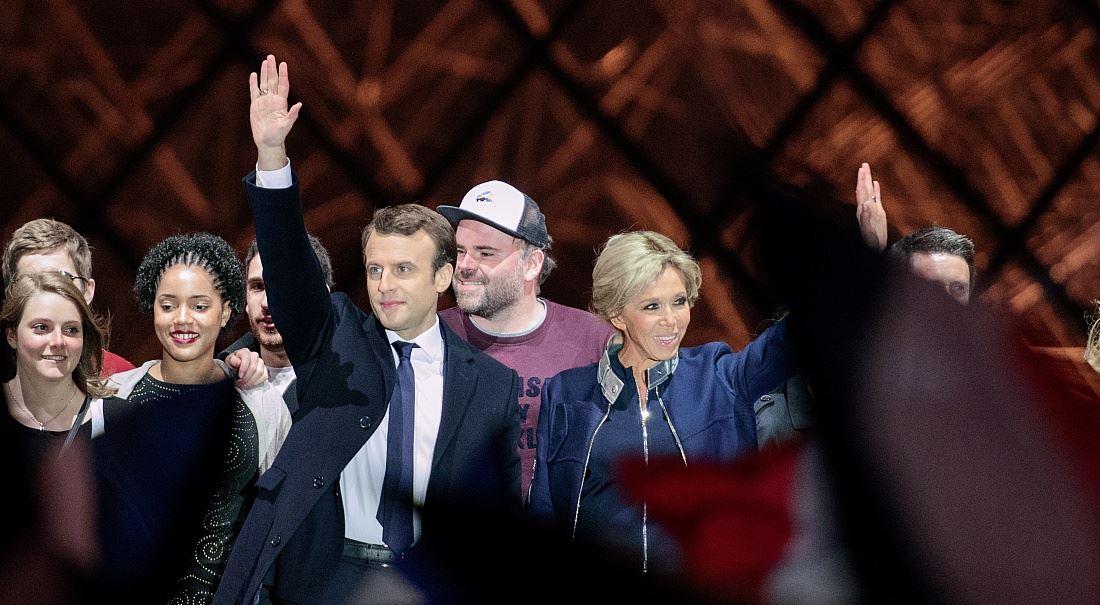 Macron (a Lurdy) dávají naději