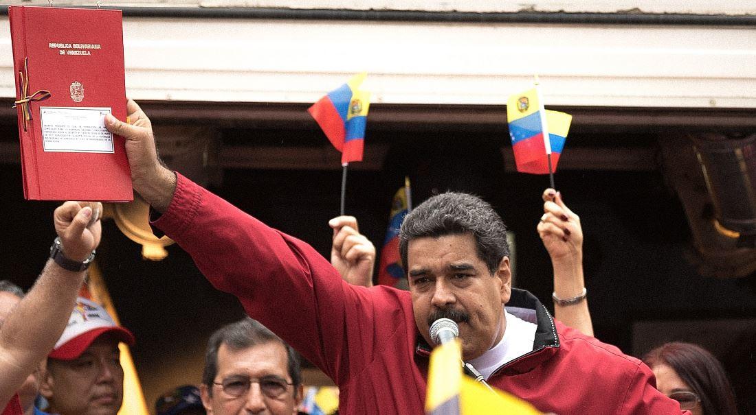 Nemůžete popřít, že Venezuela je katastrofa socialistická