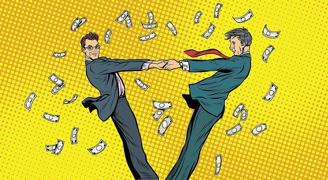 Peníze dělají člověka šťastným. Jsou dlužníci nešťastní?