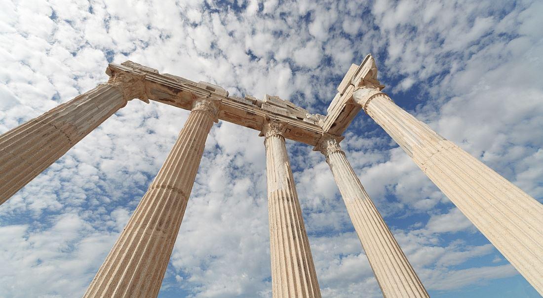 Již staří Řekové věděli, že Řecko není, co bejvalo