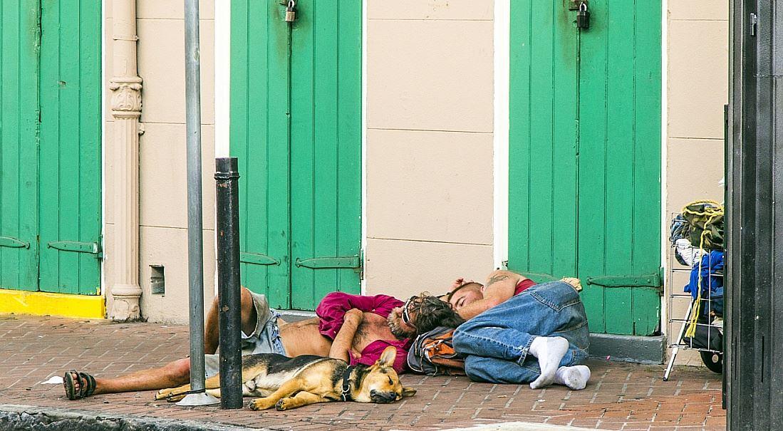 Proč jsou i v bohatých zemích města jak z třetího světa