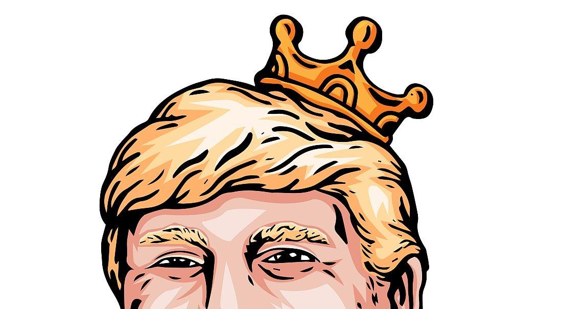Královské dluhy s Trumpem