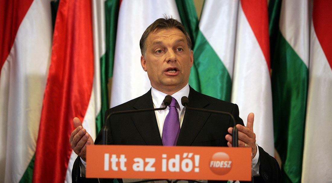 Orbán: králem ve zchudlé zemi