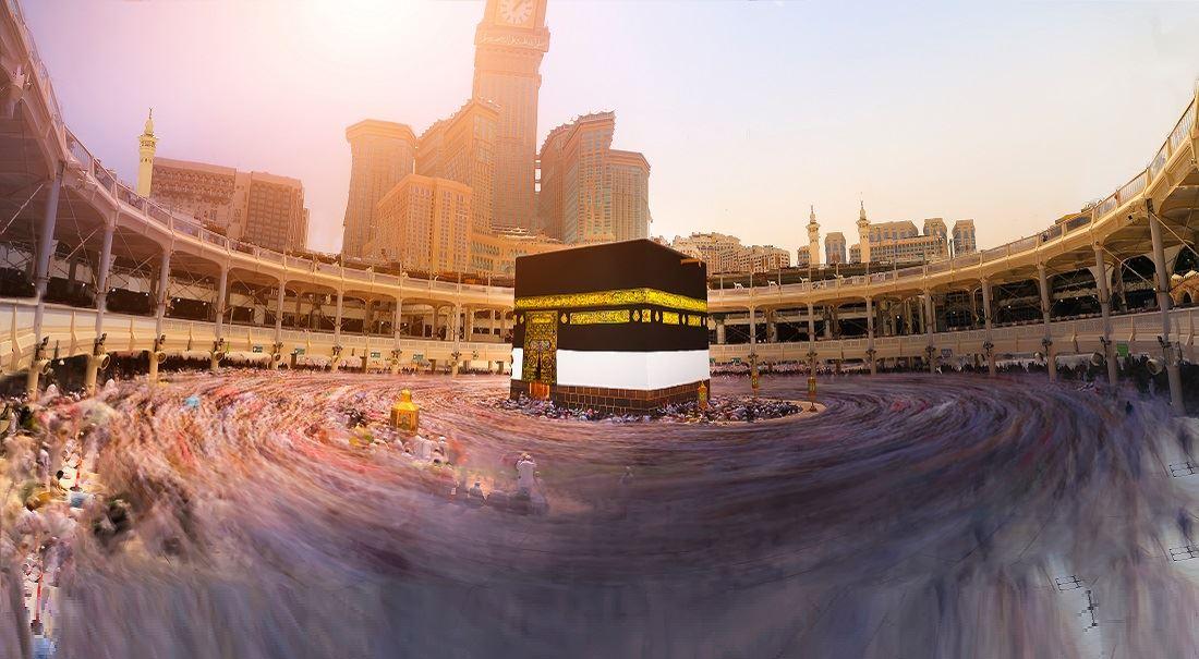Jak globalizace proměnila trh poutí do Mekky