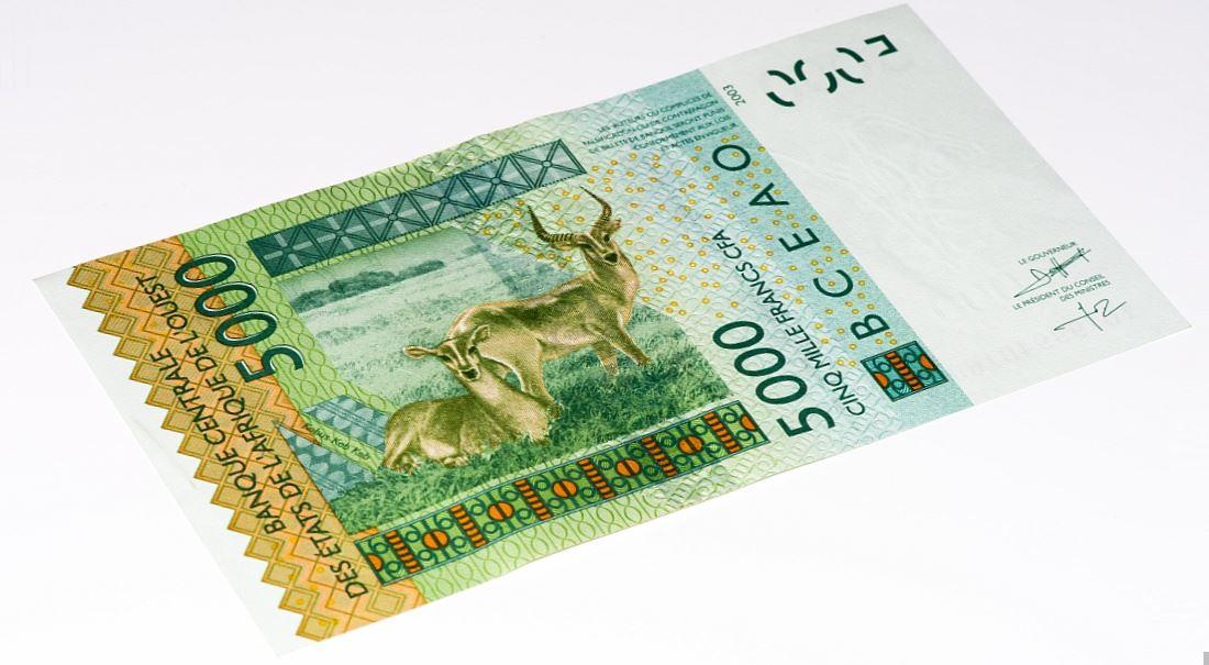 Afričtí zajatci eura