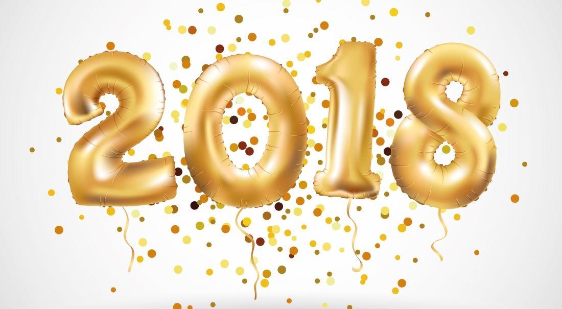 Rok 2018: nejlepší rok v dějinách