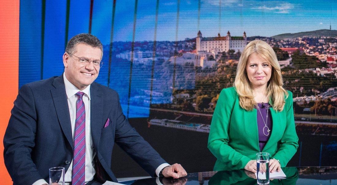 Slovensko může mít prezidentku. To se ve střední Evropě ještě nestalo