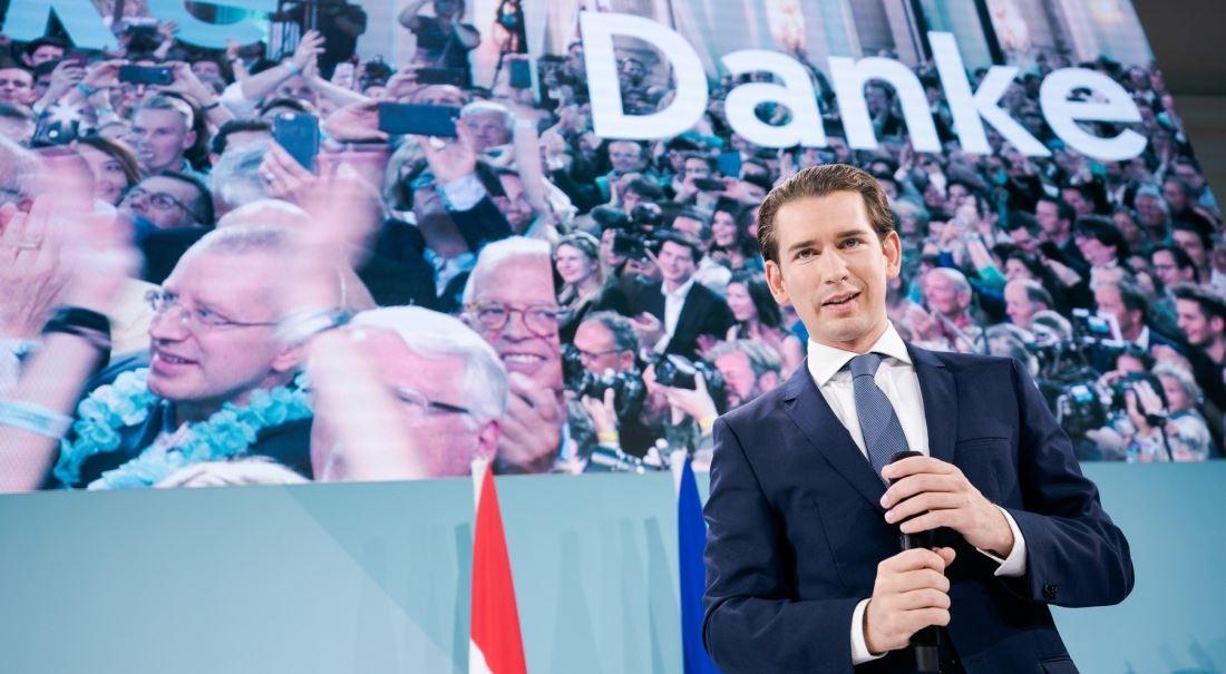 Kurz si bere Rakousko zpět