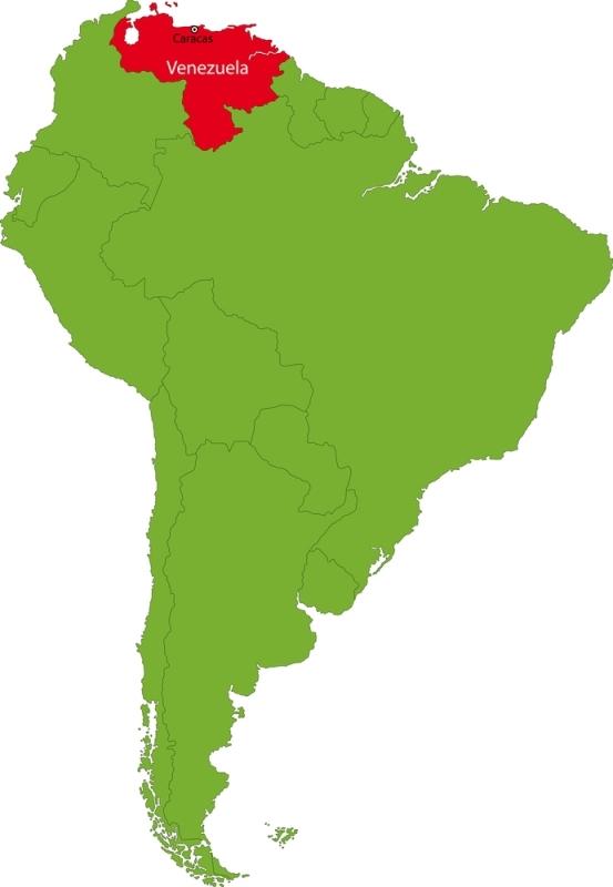 Caracas datovania