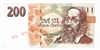Dvěstekorunová bankovka, rok 1998