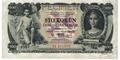 Stokorunová bankovka, rok 1931